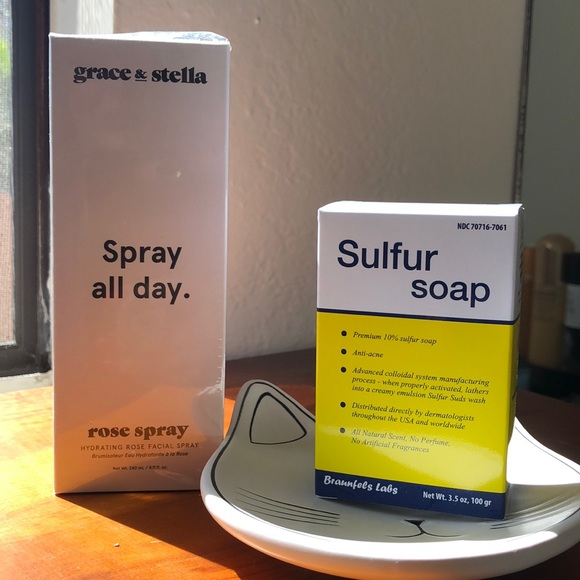 For Acne and Rosacea NWT
